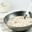 Crème de Haricots Tarbais à l'huile de noisette & sa mousse de parmesan