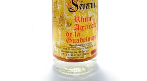 Rhum blanc Séverin 55°