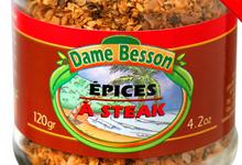 Épices à steak