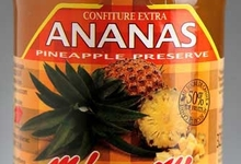 Confitures Extra Ananas