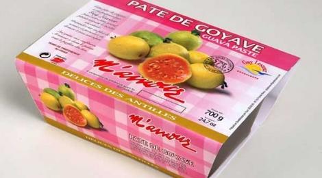 Pâte de fruit Goyave