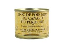Bloc de foie gras de canard du Périgord 190g