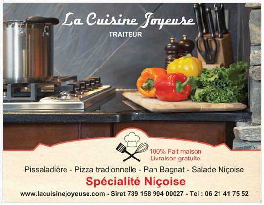 Carte De Visite Traiteur Nicois