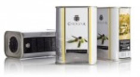 Huile d'Olive Vierge Extra LA CHINATA - Bidon M?tallique en grand format