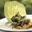 Ris de veau à la crème de Saint Marcellin