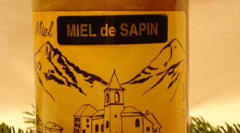 Miel de Sapin