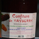confiture de Tayberry