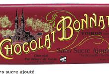 Chocolat Sans sucre ajouté