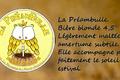 Bière la préambule