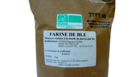 Farine de blé T65 (1kg)