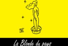 la blonde du pays
