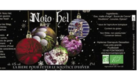 Bière de Noël : Noio Hel