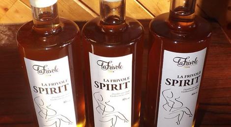 """Frivole Spirit Pur Malt"