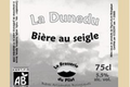 Bière BIO au seigle La Dunedu