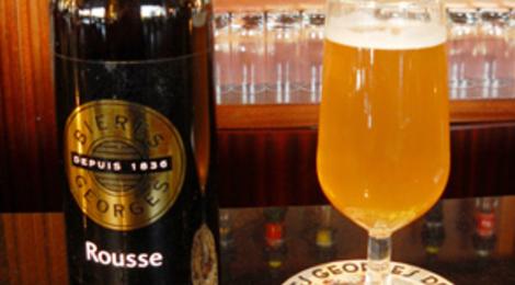 Bière Georges en bouteille à emporter