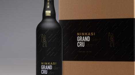 ninkasi Grand Cru - Barley Wine