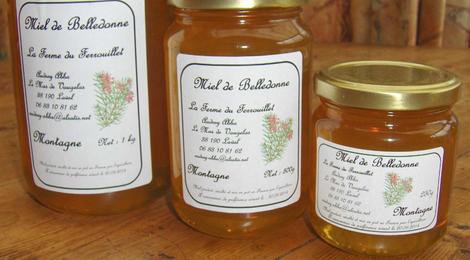 Miel de Belledonne