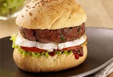 Burger au Chaource