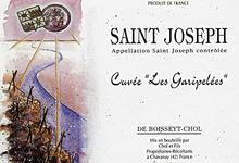 Saint Joseph rouge cuvée les Garipelées