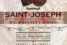 Saint Joseph rouge cuvée classique