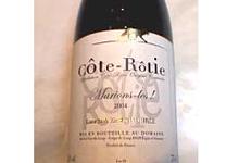 Côte Rôtie : la cuvée « Marions-les »