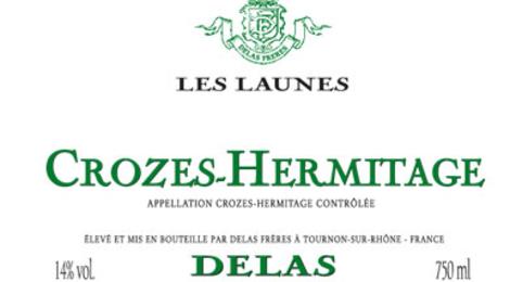 Delas Frères - Crozes-Hermitage Les Launes 2012