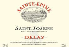 Delas Frères - Saint-Joseph Saint-Epine Sélection Parcellaire 2010