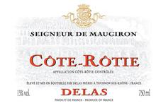 Delas Frères - Côte-Rôtie Seigneur de Maugiron 2010