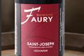 Saint Joseph, domaine Faury, cuvée hedonism