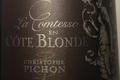 Domaine Christophe Pichon Côte-Rôtie La Comtesse en Côte Blonde