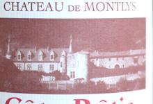 COTE ROTIE - Chateau de Montlys