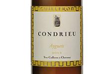 Aoc : Condrieu Ayguets 2011