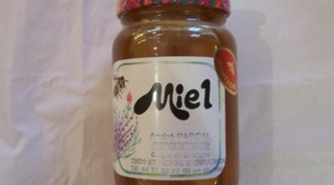 Miel de Chartreuse