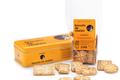 Biscuits à la noix de coco râpée et au sucre de canne roux