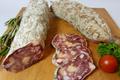 Saucisson pur porc au fromage