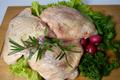 Hauts de cuisses de poulet