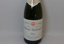 Méthode traditionnelle (pétillant de Savoie blanc) Brut ou Dry