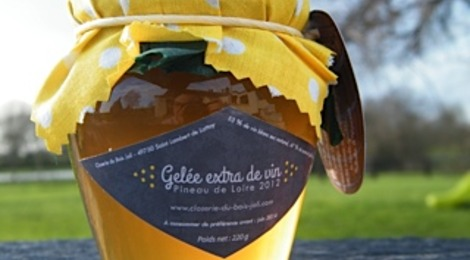 Gelée de Pineau de Loire