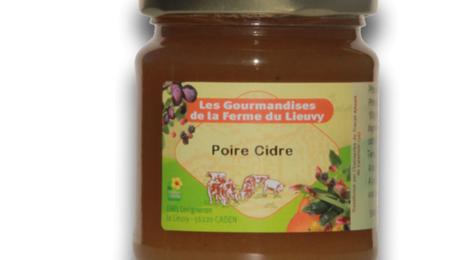 Gourmandises Poire Cidre