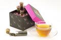 Coffret cube 16 thé