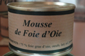 Mousse de Foie d'Oie boite 65g