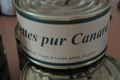 Rillettes pur Canard