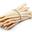 Asperges Violettes cal14/16 botte de 500 gr / asperges BIO