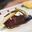 Faux-filet grillé, asperges au beurre et sauce Béarnaise, échalotes confites