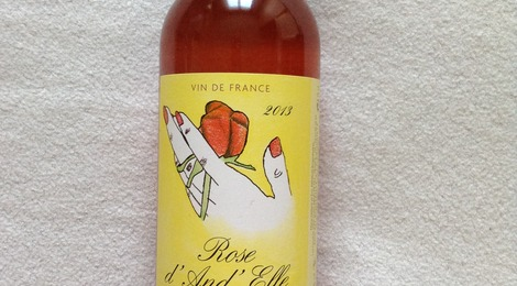 AOC Bordeaux Rosé 2013