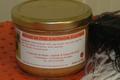 Mousse de foie d'autruche à la figue