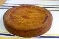 Gâteau Basque à la crème 8/10 personnes (1 kg)
