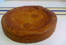 Gâteau Basque à la cerise 8/10 personnes (950g)