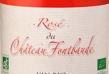 Le Rosé de Fontbaude - AOC Bordeaux Rosé
