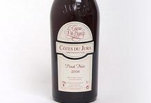 Côtes du Jura PINOT NOIR 2012